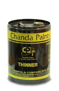 China Chanda Paints - Thinner - Thinner for Epoxy Based Paints