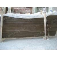 Buy cheap Tobacco Brown Marble Blocks and Slabs product