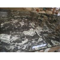 Buy cheap Gold Galaxy marble Blocks and Slabs product