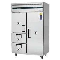 Buy cheap 2 Section - 1 Half Dr & 2 Drawer, 1 Full Dr, Dual Temp, 49 3/4