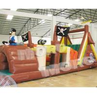 Buy cheap Inflatable Pirate Obstacle Course Outdoor for Children from wholesalers