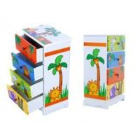 Buy cheap children cabinet with animal pattern product