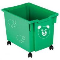 Buy cheap Toy Tidy - castors, green product