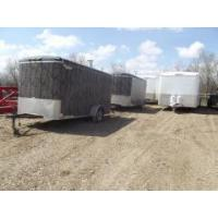 China Enclosed Trailers on sale