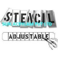 Buy cheap Metal Letter Stencil product
