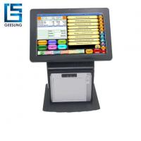 Buy cheap 9.7inch All In One Android POS Terminal with Printer product