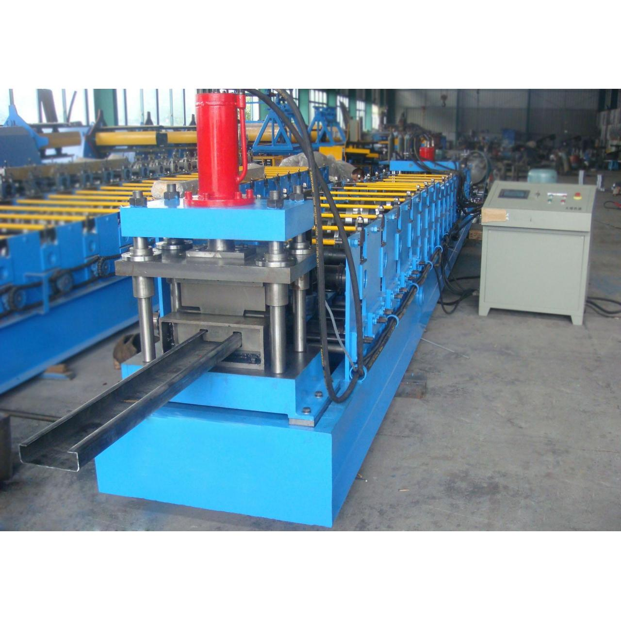 Buy cheap C purline Roll Forming Machine from wholesalers