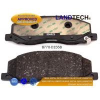 Buy cheap Landtech brake pad wva 24418 24419 24420 D1558-8770 For Opel/SAAB/VAUXHALL product