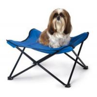 Buy cheap Dog products Pet Beds Cool Breeze Raised Dog bed-Blue. product