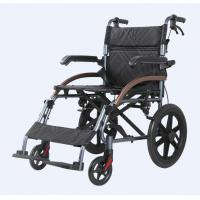 Buy cheap Lightweight Wheelchair with 16'' Wheels product