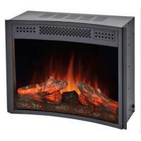Buy cheap Intraoral Curved Glass viewing Insert Fireplace from wholesalers