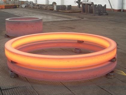 Quality Pressure Vessel Forging Rings for Tianmen for sale