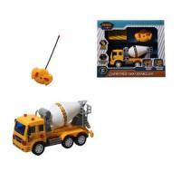 Buy cheap Radio Control Radio control mixer truck toys with light and music product