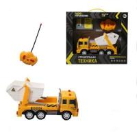 Buy cheap Radio Control Radio control construction truck toy for russian market product