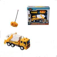 Buy cheap Radio Control Radio control container truck toys with light and music product
