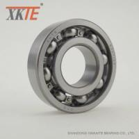 China Ball Bearing For Grain Conveyors Roller Spare Parts on sale