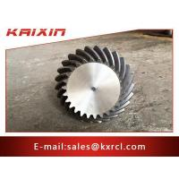 Buy cheap Carbon Structural Steel bevel gears for sale from wholesalers