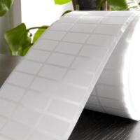 China 20*10mm Coated Paper Label on sale