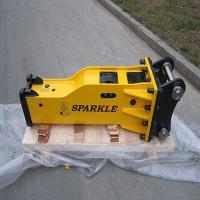 Buy cheap Box silent type hydraulic breaker from wholesalers