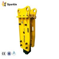 Buy cheap breaker 100mm excavator hydraulic breaker/SB50 rock breaker from wholesalers