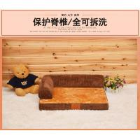 Buy cheap Pet bed & Cushion Plush Sofa Dog Bed from wholesalers