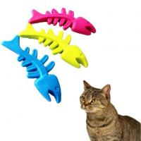 Buy cheap Pet Toy Pet Cat Puppy Rubber Dental Teeth Chew Bone Play from wholesalers
