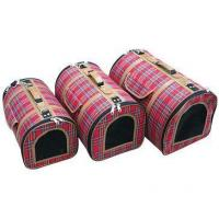 Buy cheap Pet Carrier Folding Pet Travel Carrier from wholesalers