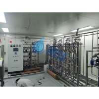 Buy cheap 1000 Liter-H Single RO EDI Purified Water System product