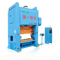 Buy cheap 200 Ton 2 Point Straight Side Press product