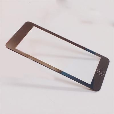 Quality Hot saledisplay touch screen paneltempered glass for LCD for sale