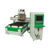 Buy cheap 1325 CNC Router Four Heads Penumatic ATC from wholesalers