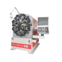 Buy cheap 4-Axis /5 Axis Wire Rotary Spring Machine from wholesalers