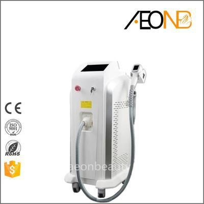 China CoolPro Touch 800w high power 808nm diode laser hair removal machine