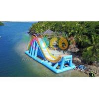 Buy cheap Ocean Lake Floating Water Park from wholesalers