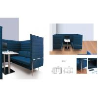 Buy cheap Public Space High Back Meeting Pods from wholesalers