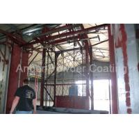 Buy cheap South Africa 3*2.7m mesh fence PVC coating line from wholesalers