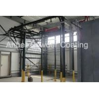 Buy cheap Russian 3*2.5m mesh fence PVC coating line -5 from wholesalers