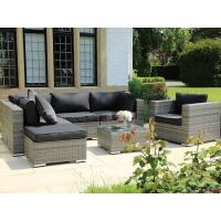 Buy cheap Wholesale luxury outdoor wicker furniture dining table set from wholesalers