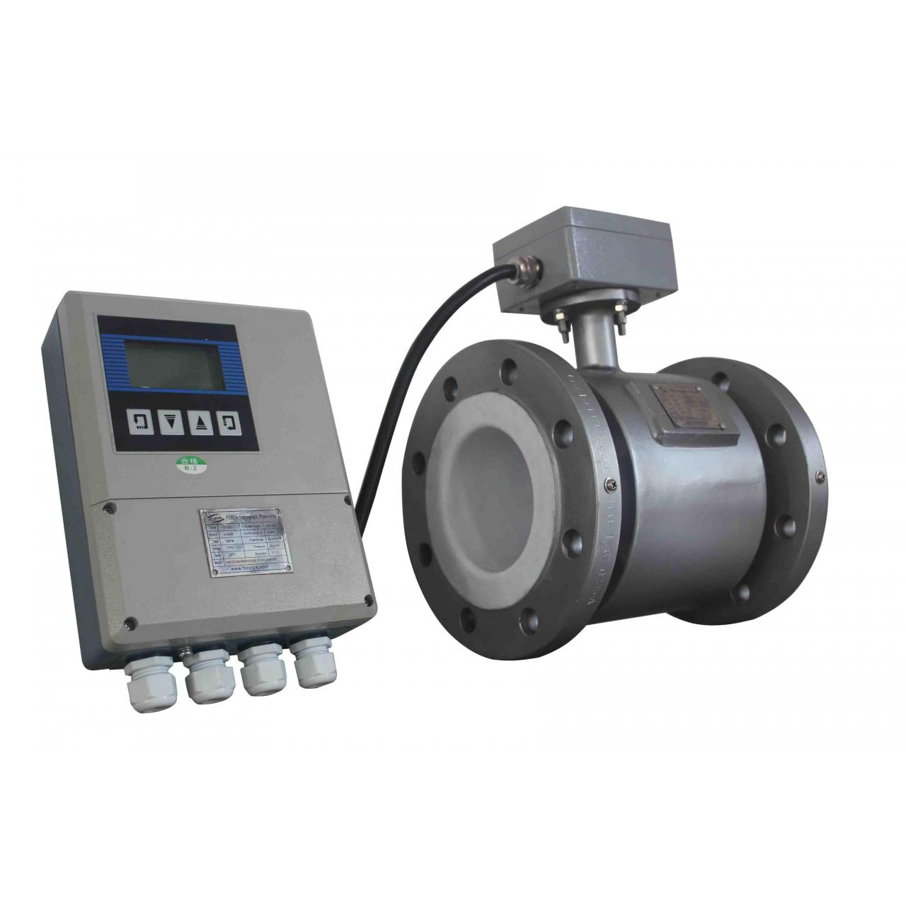 China Remote type Electromagnetic Flow Meter on sale